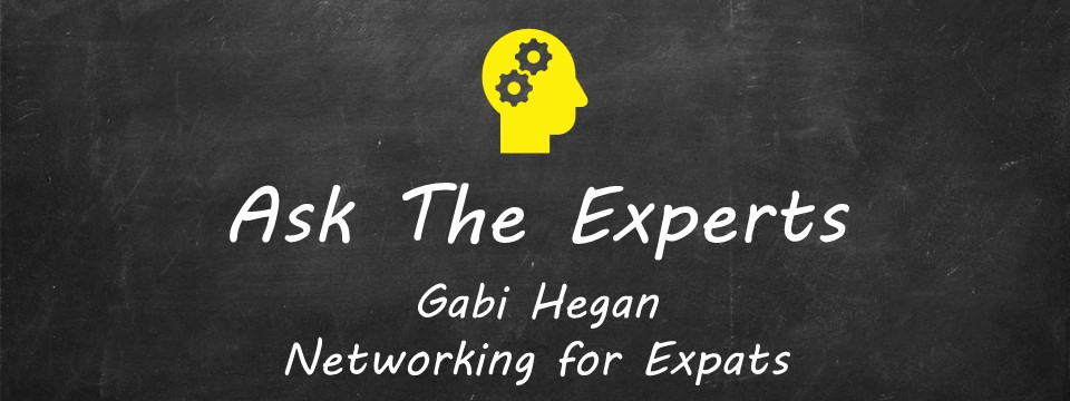 ATE - Gabi Hegan, Expat Networking