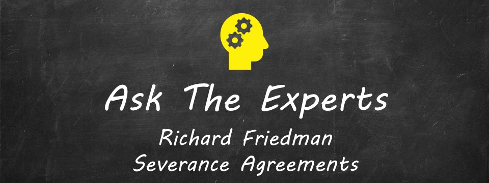 ATE - Richard Friedman, Severance Agreements