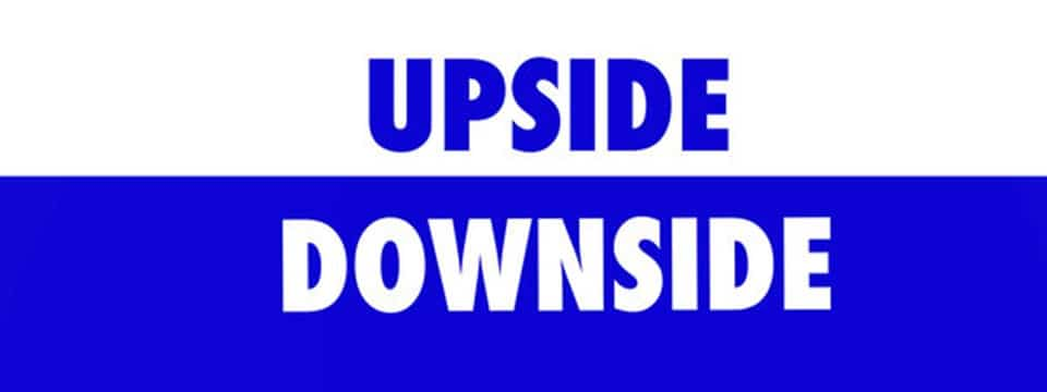 upside downside podcast for finance business partner