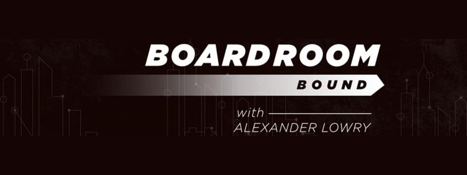 Boardroom Bound Podcast - successful personal branding