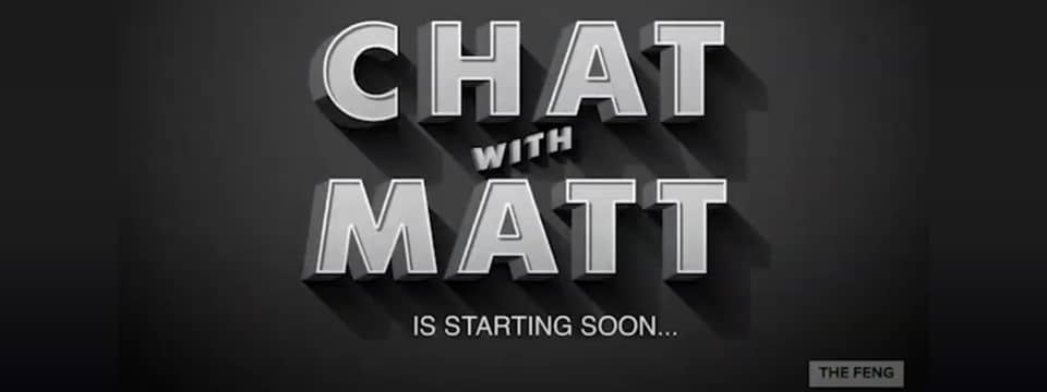 Chat with Matt interview Personal Branding Leaders Virtual