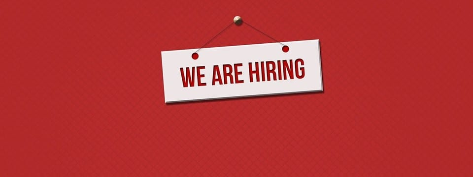 talent shortage we are hiring